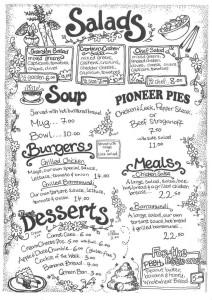 salads page 14 dollar burgers